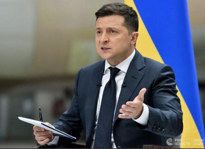 Ukrayna Rusiya iş adamları və məmurlara qarşı sanksiya tətbiq etdi