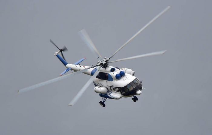 İranda seşki qutularını daşıyan helikopter qəzaya uğradı