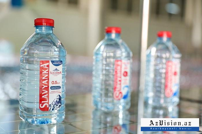 Bəs siz hansı suyu içirsiniz?! -  FOTOLAR