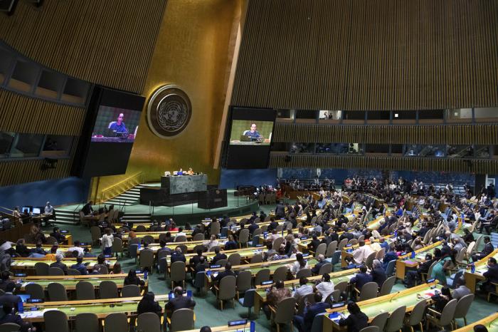 5 nouveaux pays élus au Conseil de sécurité de l