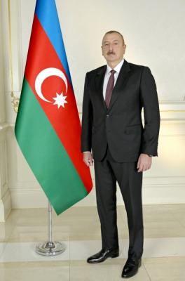 """Ilham Aliyev:  """"Al firmar la Declaración sobre las relaciones de alianza en Shusha, estamos mostrando el camino a las generaciones futuras"""""""