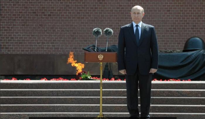 Putin Rusiyanın hər zaman qüdrətli qalacağına söz verdi