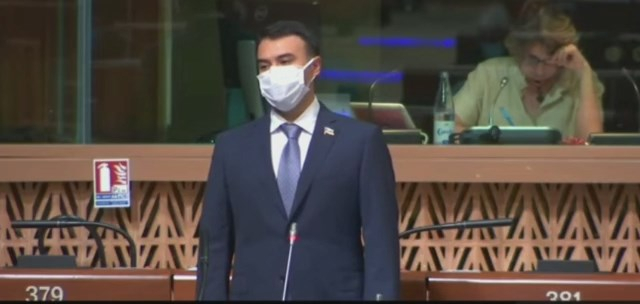 Deputat AŞPA üzvlərini Ermənistana təzyiq göstərməyə çağırdı –    VİDEO