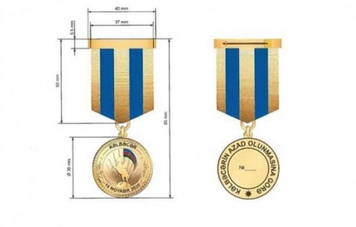 Kəlbəcər uğrunda döyüşənlər medal aldı -    Sərəncam