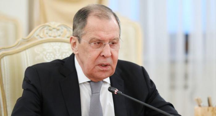 لافروف سيناقش قضية كاراباخ مع الأمينة العامة لمنظمة الأمن والتعاون في أوروبا