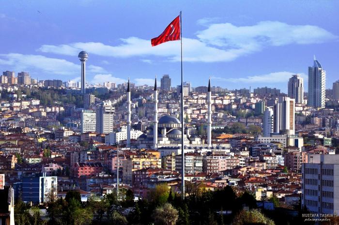 Ankarada Azərbaycan Evi və Şuşa Konfrans Mərkəzi açılıb