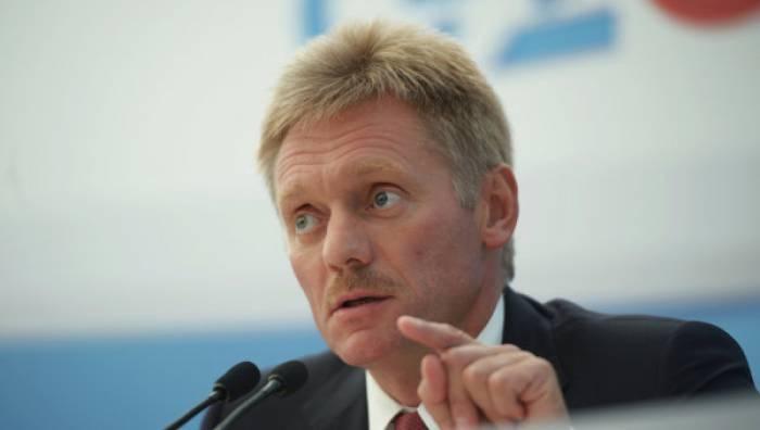 «Nous sommes en contact avec les parties concernant la situation au Karabagh», dit Peskov
