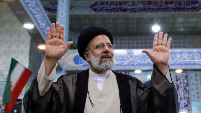 """Le conservateur """"Ebrahim Raïssi""""remporte la 13e élection présidentielle iranienne"""