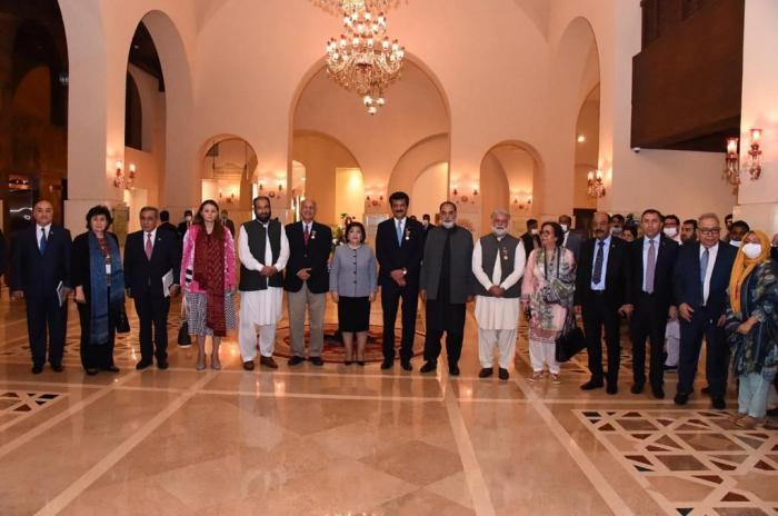 Pakistanda Azərbaycanın dostları ilə görüş keçirilib