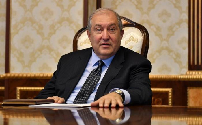 Ermənistan prezident idarəçiliyinə qayıtmalıdır -  Sarkisyan