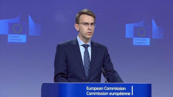 European Union supports ban on land mines - EU spokesperson