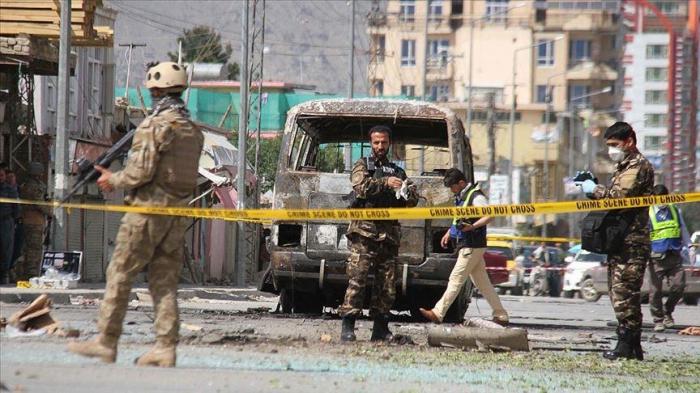 """""""Taliban"""" 40-a yaxın polisi əsir götürdü -  15 ölü"""