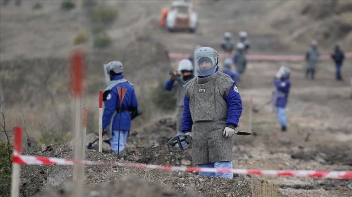 Armenia defies international calls to share landmine maps with Azerbaijan -  OPINION