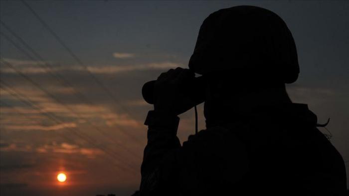 Cinq terroristes du PKK se rendent aux forces de l