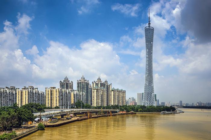 Chine: Un immeuble de 10 étages construit en 28 heuresà Hunan -  Vidéo