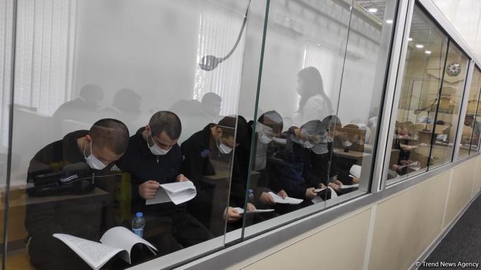 محاكمة 13 عضوا في جماعة إرهابية في باكو تبدأ (محدث)
