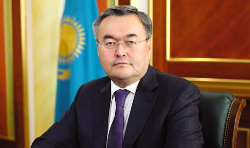 Le ministre kazakh des Affaires étrangères entame une visite en Azerbaïdjan
