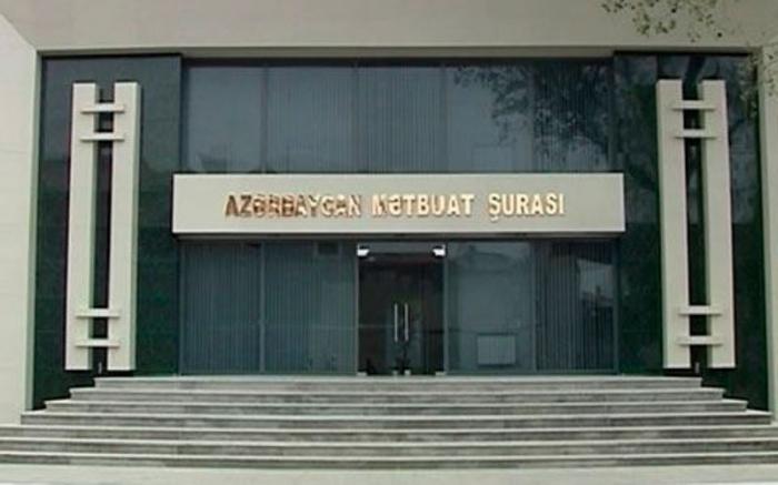 """""""Sərhədsiz reportyorlar"""" Azərbaycana qarşı qərəzlidir-    MŞ"""