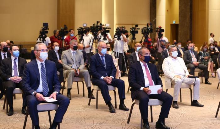 """""""Karabakh.Center"""" layihəsi təqdim edildi"""
