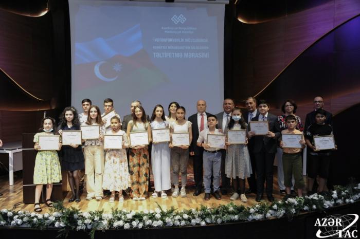"""El festival """"Xarıbülbül"""" se celebrará cada año en Shushá"""