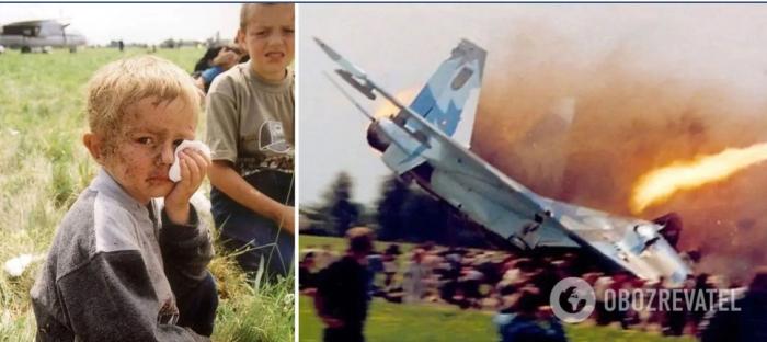 """""""Sknilov faciəsi""""ndən 19 il ötür:   77 tamaşaçının həyatına son qoyan aviaşou"""