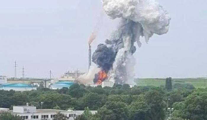 إعلان حصيلة ضحايا انفجار ألمانيا المروع.. وخطر قاتل يهدد السكان..   صور
