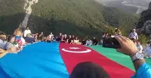 زار ممثلو الشتات الأذربيجاني جيدير ديوزيو