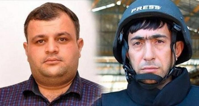 الصحفيان الشهيدان محرم إبراغيموف وسراج أبيشوف تم تكريمهما بعد وفاته