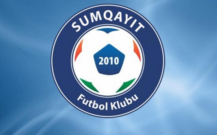 """""""Sumqayıt"""" Serbiya klubuna qarşı"""