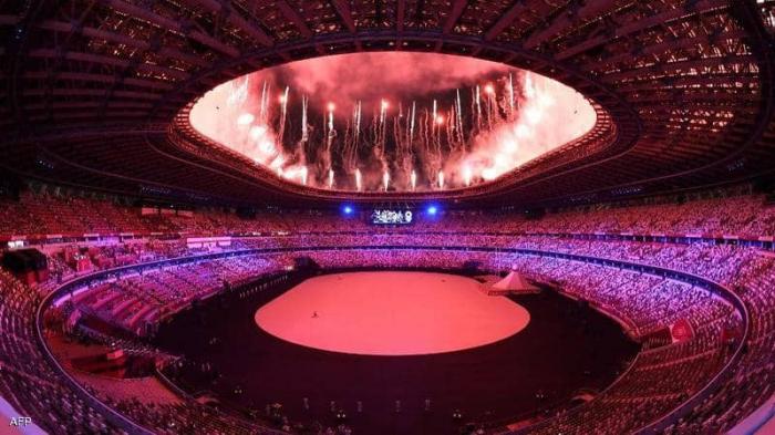 افتتاح بطولة ألعاب أولمبية في طوكيو -  فيديو