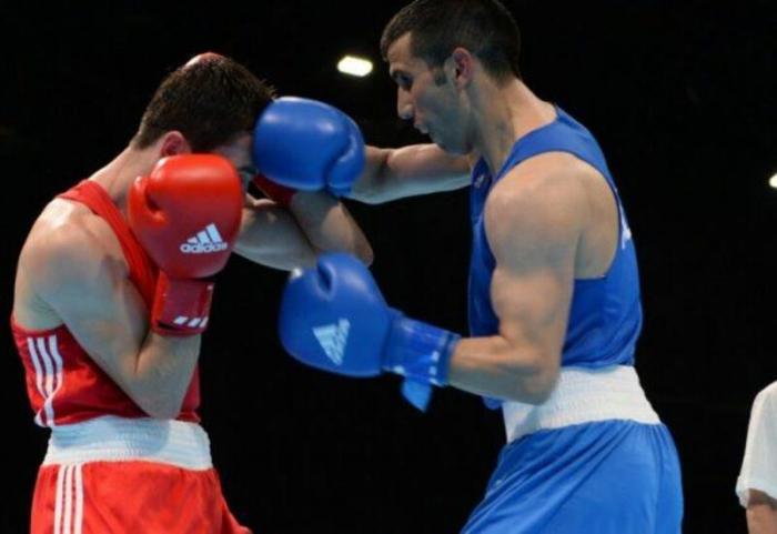 طوكيو 2020: الملاكم الأذربيجاني يبلغ نهائي 1/4
