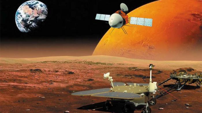 Rusiyadan maraqlı təklif:   Marsda AES qurulur