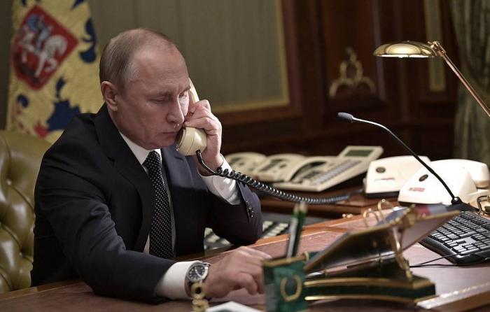 Putin diskutierte erneut mit Paschinjan Karabach