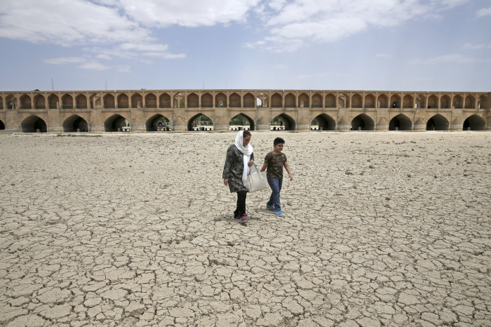 Bölgə quruyur:  İran və Türkiyədə su ciddi problemə çevrilib