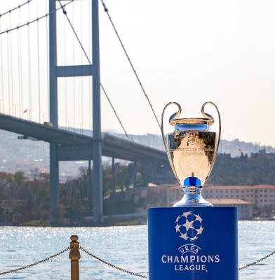 Istanbul to host Champions League final: UEFA