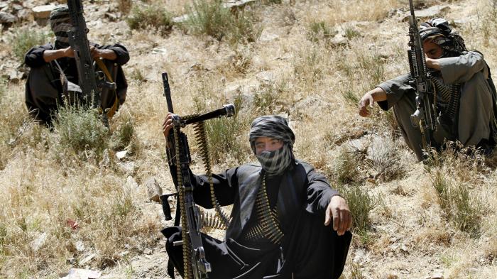 Taliban Tacikistanla sərhədi ələ keçirib