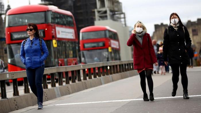 Britaniyada gündəlik yoluxma sayı 50 mini keçdi