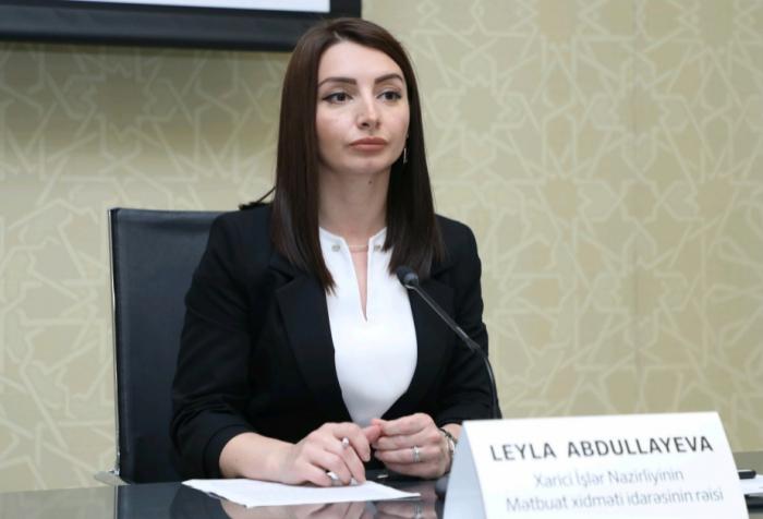Bakou réagit à une déclaration du Premier ministre arménien