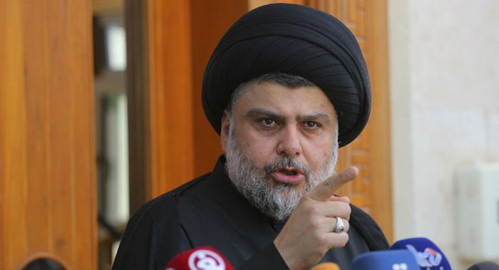 """الصدر يعلق على اتفاق الانسحاب الأمريكي ويوجه دعوة إلى """"المقاومة العراقية"""""""