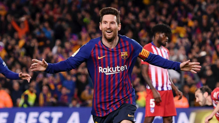 Barcelona star Messi becomes a free agent