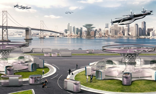 Flying cars will be a reality by 2030 - Hyundai's Europe chief