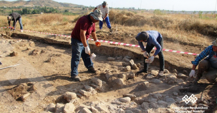Late medieval settlement unearthed in Azerbaijan's Tovuz –  PHOTO