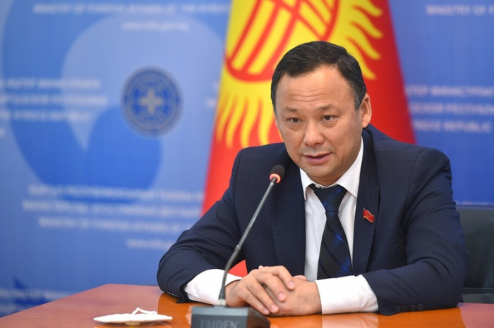 Karabakh conflict settlement gives hope for long-term stability in S. Caucasus, says Kyrgyz FM