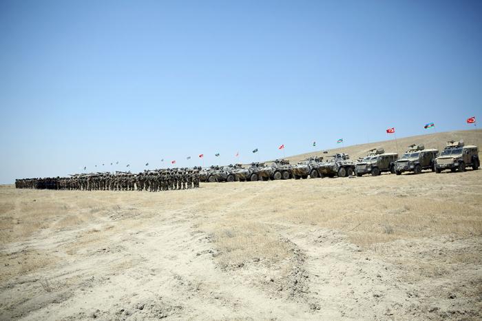 """Mustafa Kemal Ataturk-2021"" exercises ended in Baku -   VIDEO"