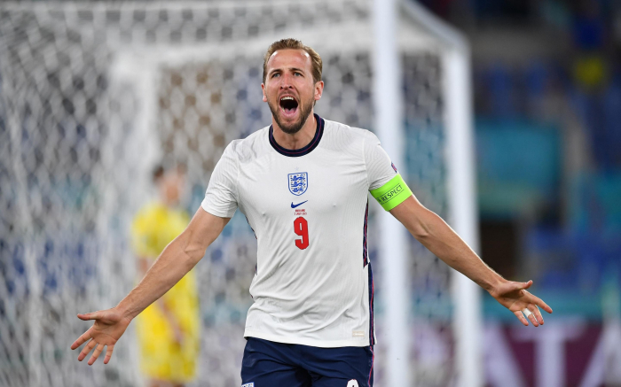 England thrash Ukraine to reach Euros semis