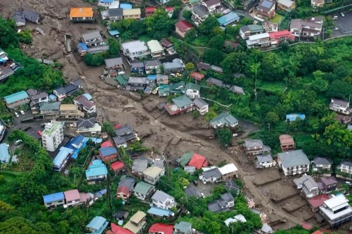 Over 100 still missing in Japan after heavy rains trigger landslides