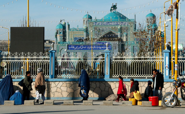 Russian Consulate in Afghanistan temporarily suspends work