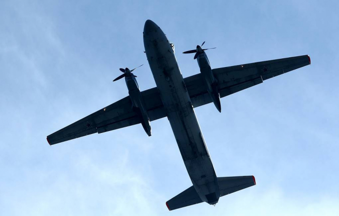 An-26 plane crash debris discovered four kilometers away from airport