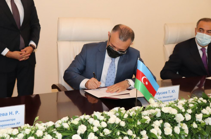 Azerbaijan, Russia sign updated agreement on healthcare co-op