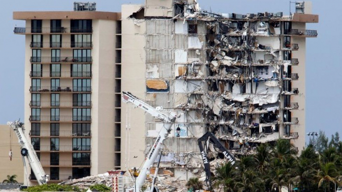 Death toll from Florida building collapse rises to 36